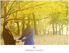 Montreal Engagement Photography: Christina Esteban