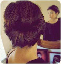 pretty hair tutorial.