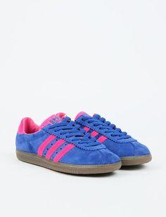 adidas Originals Padiham - Royal Blue/Shop Ink/Gum5