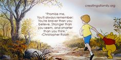 Wise Words from Christopher Robin
