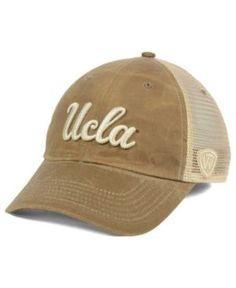 Top of the World Ucla Bruins Mudd 2 Tone Mesh Cap - Brown Adjustable