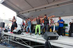 Festivities at the 30th Feria del Barrio! (2014)