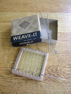 Weave-It..I love this little thing!