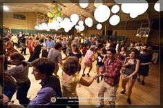 You might not notice, but there really is a lot of form in a contra dance ... and a lot of fun.
