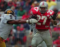 04603e9df10 Eddie George, Ezekiel Elliott top list of 23 Ohio State 1,000-yard rushers  (slideshow)