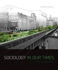 Sociology in Our Times The Essentials Edition) ( PDF, eBook ) sold by Textbookland. Shop more products from Textbookland on Storenvy, the home of independent small businesses all over the world. Valley College, Going Back To College, The Essential, Global Economy, Sociology, Under The Sea, All Over The World, Free Ebooks