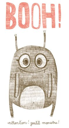 adorable monster / Blog de la styliste et illustratrice jeunesse Stéphanie Rousseau.