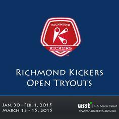 Professional soccer trials in South Carolina, United States. Pruebas ...