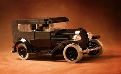 Lego Ford Model A Tudor