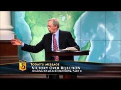 """""""Victory over Rejection"""" Brilliant. An enlightening episode from Charles Stanley absolutely chocked full of """"aha!"""" moments."""