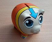 Aang Piggy Bank