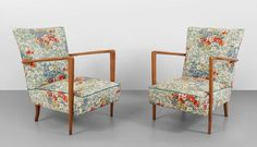 """Lot: CASSINA (UFFICIO TECNICO) Due poltrone """"401"""",, Lot Number: 1104, Starting Bid: €600, Auctioneer: Aste di Antiquariato Boetto, Auction: Selected Design, Date: May 4th, 2017 PDT"""