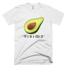Freeshavocado Avocado Shirt