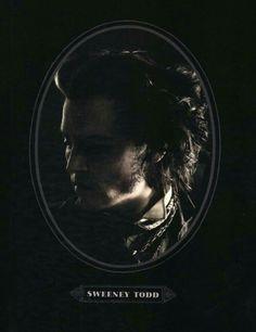 Sweeny Todd Is Johnny Depp.