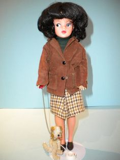 Sindy Country Walk & Ringo dog 1960's   by mad-about- fleur