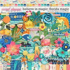 Believe in Magic: Florida Magic by Amber Shaw & Studio Flergs