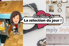 [Mlle. Lucie aime] La selection du jour   @ShakeMyBlog @designsponge @ikeahacks @FrenchyFancy @ShakeMyBlog @designsponge @ikeahacks @FrenchyFancy @sfgirlbybay @simplygrove