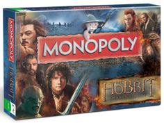 Monopoly - Der Hobbit 2 Smaugs Einöde Edition 4/5 Sterne