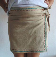 Falda Bordada Blog, Creative, Fashion, Skirts, Patterns, Moda, Fashion Styles, Blogging, Fashion Illustrations
