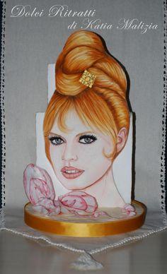 Lady BB - Cake by Dolci Ritratti di Katia Malizia