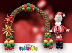Balloon Ideas, Balloon Decorations, Christmas Decorations, Christmas Ornaments, Holiday Decor, Balloon Flowers, Balloon Garland, Ballon Arch, Christmas Balloons