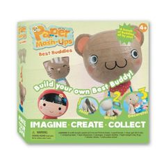 Paper Mash Up Buddies Craft Kit *** You can find more details by visiting the image link.