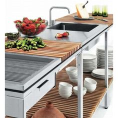 Superb Metal Rack Kitchen Sink | Outdoor Sink U2013 Home U0026 Garden U2013 Compare Prices,  Reviews