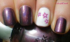"China Glaze ""When the Stars Collide"""