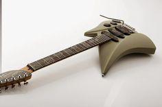 Smarty: Maravillosas guitarras hechas a mano por Ulrich Teuffel