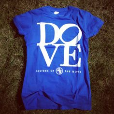 DOVE is all we need tees available in XS-2X - Girly fit - ONLY sold at www.discreetlygreek.com   #discreetlyGreek - use promo code INSTAGRAM for 15% off your order. Inspired by the lovely ladies of Zeta Phi Beta sorority inc. and the LOVE sculpture in Philadelphia, PA