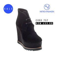 !!END OF SEASON!! ---- SHOP NOW ---- Shop Now, Fall Winter, Wedges, Boots, Shopping, Fashion, Crotch Boots, Moda, La Mode