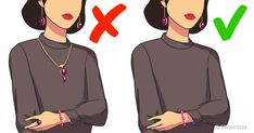 Good dressing is all about character and making a good impression. Here are some helpful tips on dressing rules that we should all learn to look appropriate and stylish. Whatsapp Tricks, Dressing Sense, Fashion Outfits, Womens Fashion, Fashion Tips, Fashion Moda, The Office Shirts, Foto Pose, Coco Chanel
