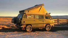 T3 camping-car westfalia militar