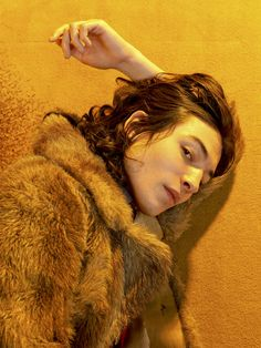 Ezra Miller, January 2012 Hôtel Lancaster, Paris ph. David Balicki