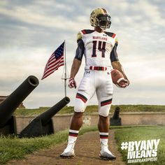 Maryland's 'Star-Spangled Banner' Uniform Scream 'Merica | The Roosevelts