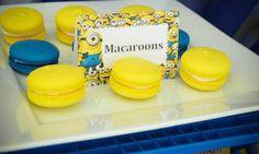 despicable me party labels | Despicable Me Minion themed birthday party via Kara's Party Ideas ...