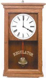 19-C170 - Railroad Depot Clock Woodworking Plan
