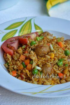 Diah Didi's Kitchen: Tips Membuat Nasi Goreng yang Enak
