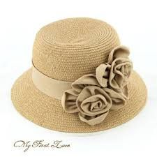 Summer of ladies Hat summer Hat straw Sun hats Beach hat day flowers dome Hat Hat Day, Summer Hats For Women, Frock Design, Hat Boxes, Hat Pins, Sun Hats, Baby Shoes, Ladies Hats, Lady