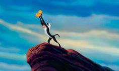 We can relate pretty much everything in our life to a moment in a Disney movie. It's the circle of life… and it moves us to watch Disney movies.