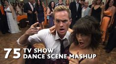 75 TV Show Dance Scenes in a Mashup Set to 'Can't Stop the Feeling' by Justin Timberlake