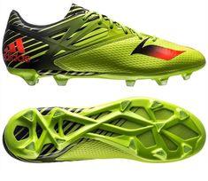b8eaabd67628 Adidas Messi 15.2 FG AG Soccer Cleats Lionel Size 12 New Boots Futbol (eBay