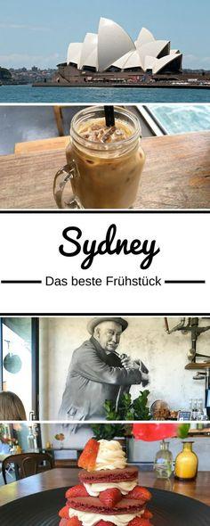 """3 Top Frühstücksspots in Sydney (Australien) verrate ich auf meinem Reiseblog. Ob Red Velvet Pancakes, Egg Waffles aus Hongkong oder das """"Super Greens Breakfast"""". Mein Favorit: Avocado und pochiertes Ei auf Brot. Ich erzähle dir auch, wie du ein australisches Brunch zu Hause erlebst."""