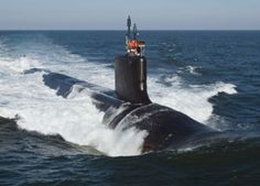 US Navy Virginia Class Nuclear Attack Submarines Virginia Class Submarine, Uss North Carolina, Subic Bay, Nuclear Submarine, Ballistic Missile, Rock Pools, Us Navy, Battleship, Armed Forces
