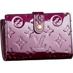 ↔❤↔→ Louis Vuitton Monogram Vernis French Wallet M91524 Bri ,\(^o^)/YES!…… JUST PIN MY TASTE... ▶◀の☀