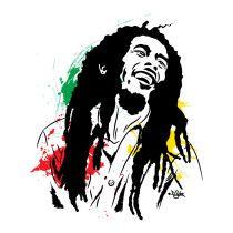 ilustracion de Bob Marley 6d76db54b38f2