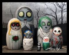 These just crack me up! So much for the Russian nesting dolls!!!!  Risultato della ricerca immagini di Google per http://www.deviantart.com/download/194644863/nesting_dolls_of_horror_by_maddartist83-d37vwxr.jpg