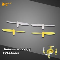 Original Hubsan H111-05 RC Part Propellers for Hubsan H111 RC Mini Quadcopter
