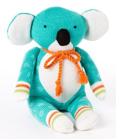 Love this Kooky the Koala Plush Toy by Monkeez and Friends on #zulily! #zulilyfinds