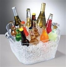 Ice & Wine Buckets and Tubs